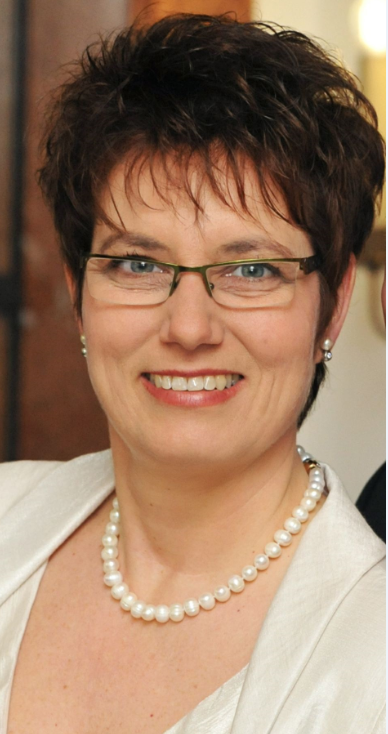 Dr. med. Grit Andersen, Beisitzerin DGPharMed