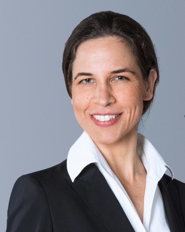 Dr. med. Ines Schöndorf, Beisitzerin DGPharMed