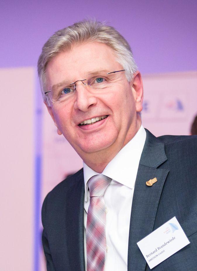 Bernard Brandewiede, Beisitzer DGPharMed