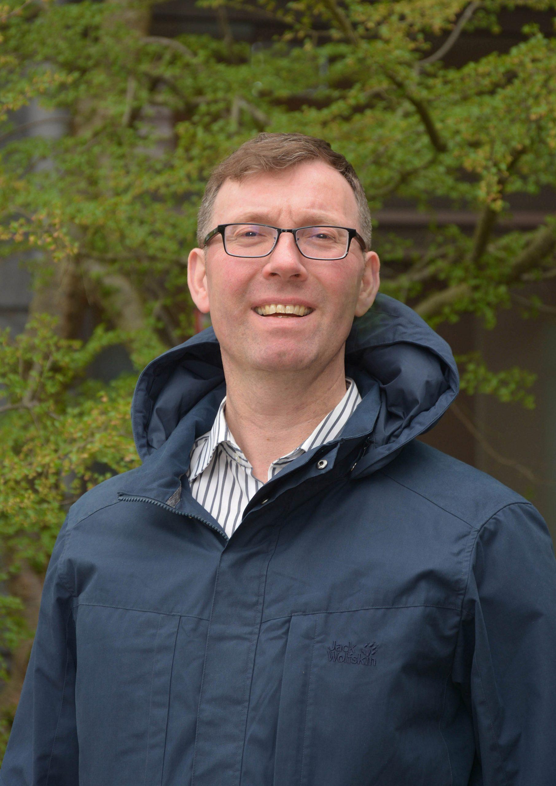 Axel Mescheder, President DGPharMed