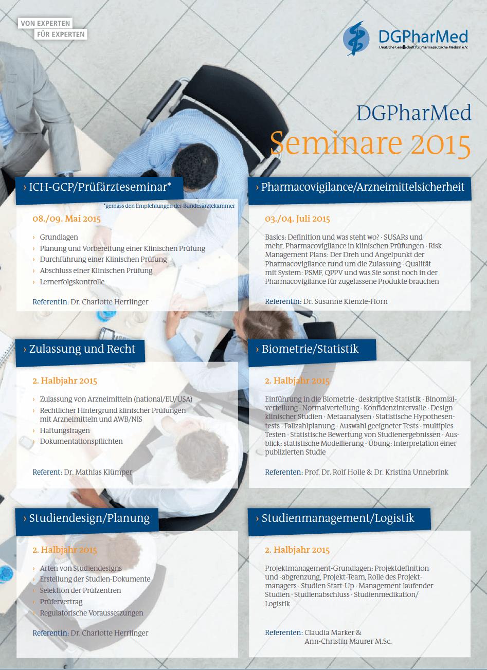 DGPharMed-Seminare-2015-Uebersicht