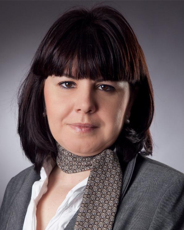 Florinda Mihaescu, Beisitzerin DGPharMed
